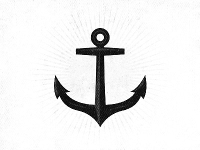Dribbble - Anchor by Brian Cook #brian #anchor #cook