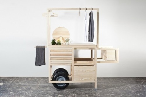 COS Pop-up Store by chmara.rosinke #store #up #minimal #pop