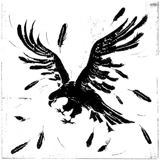 oped_eagle_final_frame.jpg (650×650) #screen #print