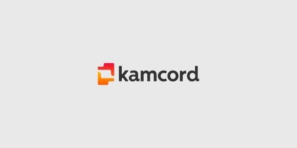 Kamcord™ Identity #logo #kamcord