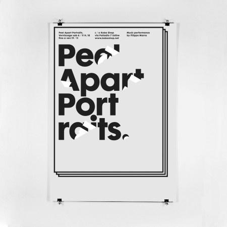 Portfolio — T W O #poster