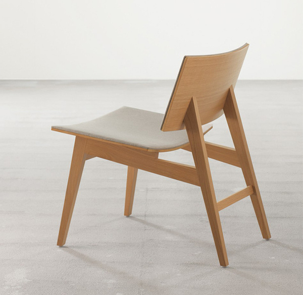 Wood III by Henrik Sørig #chair #minimalist