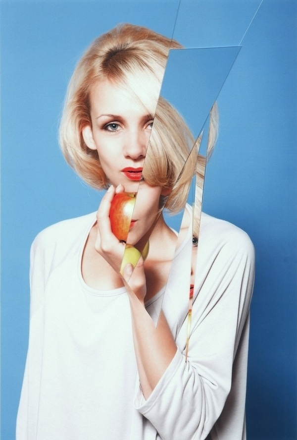 Amazing Retro Profile Photography by Edith Bergfors #profile #photography #retro