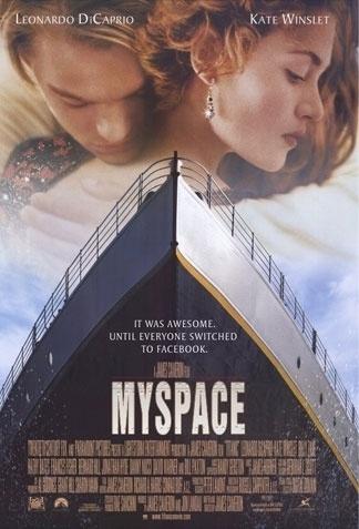 Website Movie Posters #movie #poster #myspace #funny #humor