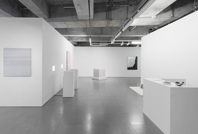 Edouard Malingue Gallery by Lundgren+Lindqvist #interior #design