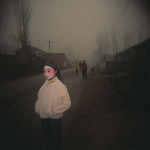 this isn't happiness™ photo caption contains external link #ghost #pagan #stranger #photo #china