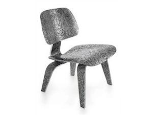 Ethno-Eames Chair #chair #furniture #metal #lounge #eames