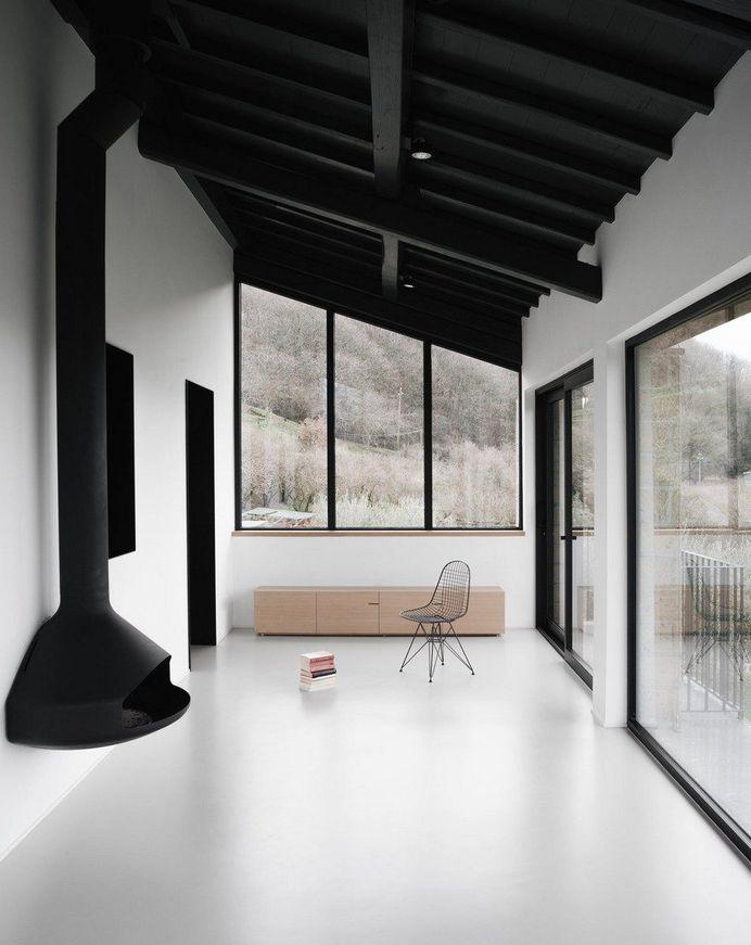 Martina House: Traditional Farmhouse Converted into a Contemporary Home 2