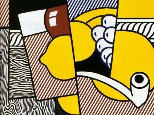 roy-lichtenstein-12-126m7pn.jpg 500×372 pixels #print #colours #art #pop