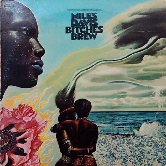 blog « matmacquarrie.ca #album #miles #davis #brew #art #bitches