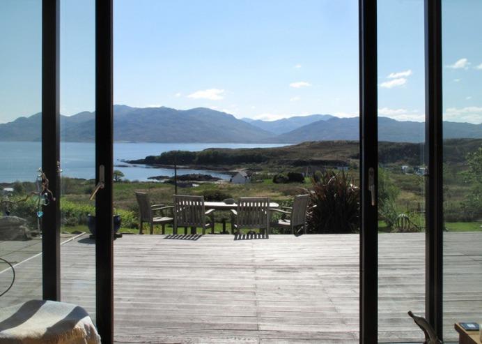 Scottish Loch Views - Eravue, Isle Ornsay, Sleat, Isle of Skye