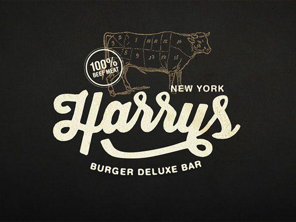 Harrys New York, work in progress.. on Behance alexramonmas Studio
