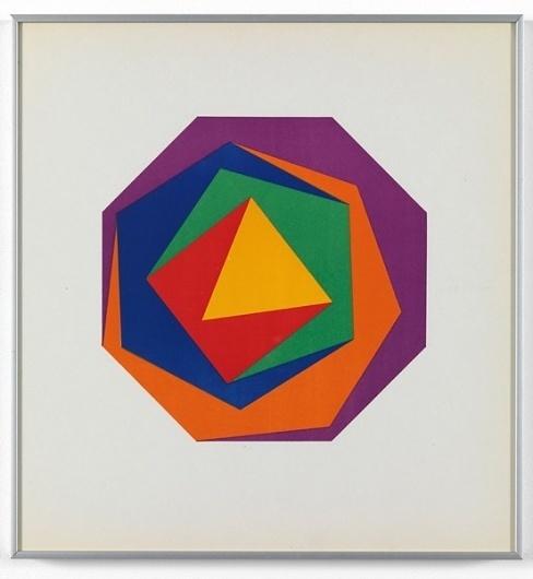 Max Bill #max #bill #quinze #shapes #graphic #spectrum