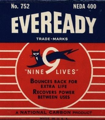 Eveready #vintage packaging