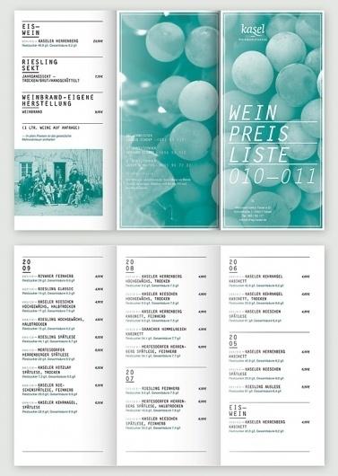 Kasel - bean's taste #type #grid #folder #typography