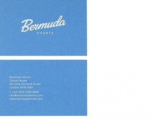 Bermuda Shorts Rebranding - 2