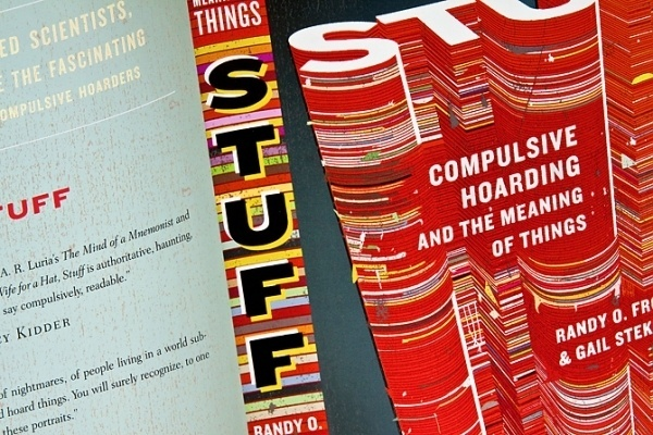Stuff - Faceout Books #print #book