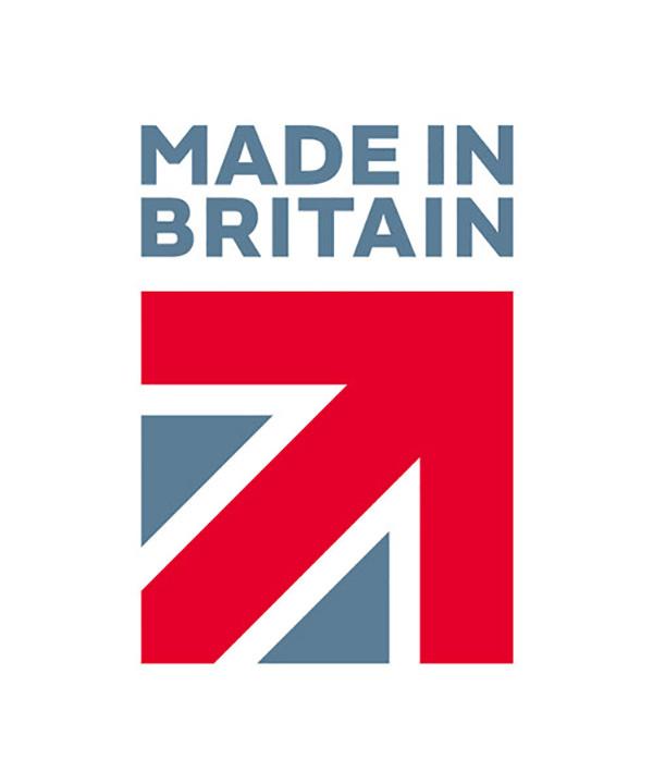 New Made in Britain logo #uk #britain #design #made #logo #promotion