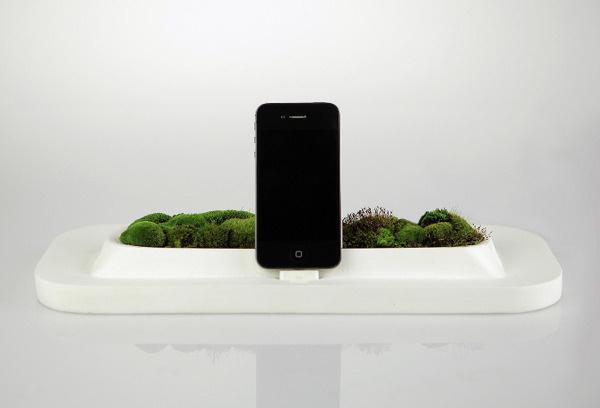Moss Dock by Daniel Chang #minimalist #design #minimal