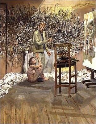 ©on(s)trição ©ordial: Lucian Freud (1922-2011) #freud #lucian
