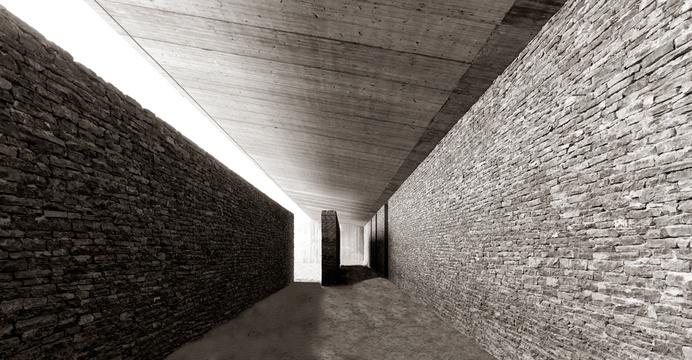 Sancaklar mosque, Emre Arolat Architects #white #black #photography #architecture #and #mosque