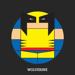 Projekt Sirkols #circles #wolverine #hero #xmen #marvel #sknny