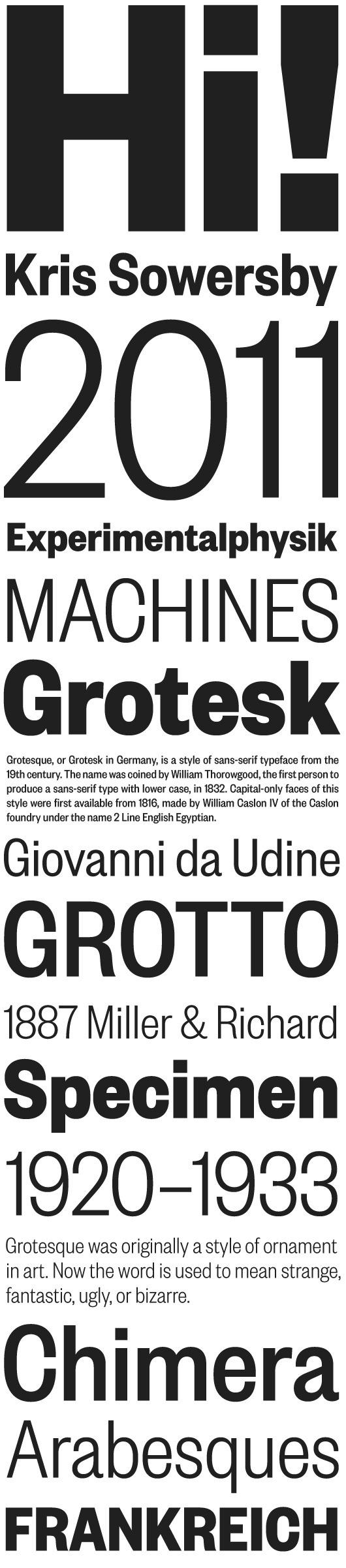 Founders Grotesk Condensed by Kris Sowersby #font #serif #sans #klim #type #typography