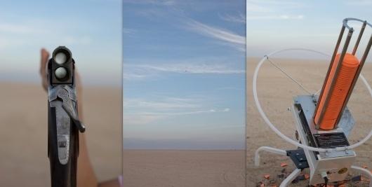 http://negativeffect.com/ #gun #shooting #desert #sky