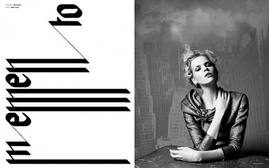 VOLT Issue 06 | Volt Café | by Volt Magazine #beauty #white #design #graphic #volt #black #photography #art #and #fashion #layout #magazine #typography