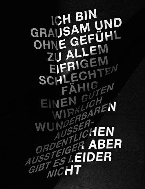 Axel Peemöller #typography