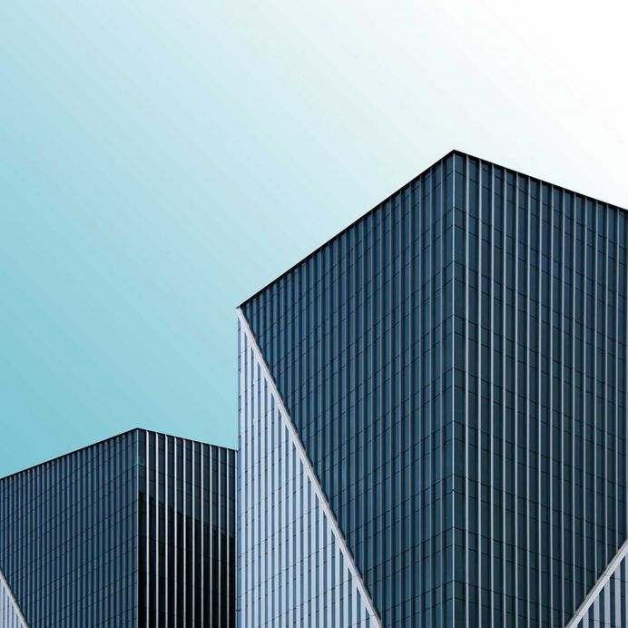 Shanghai Shapes: Futuristic Architecture Photography by Kris Provoost