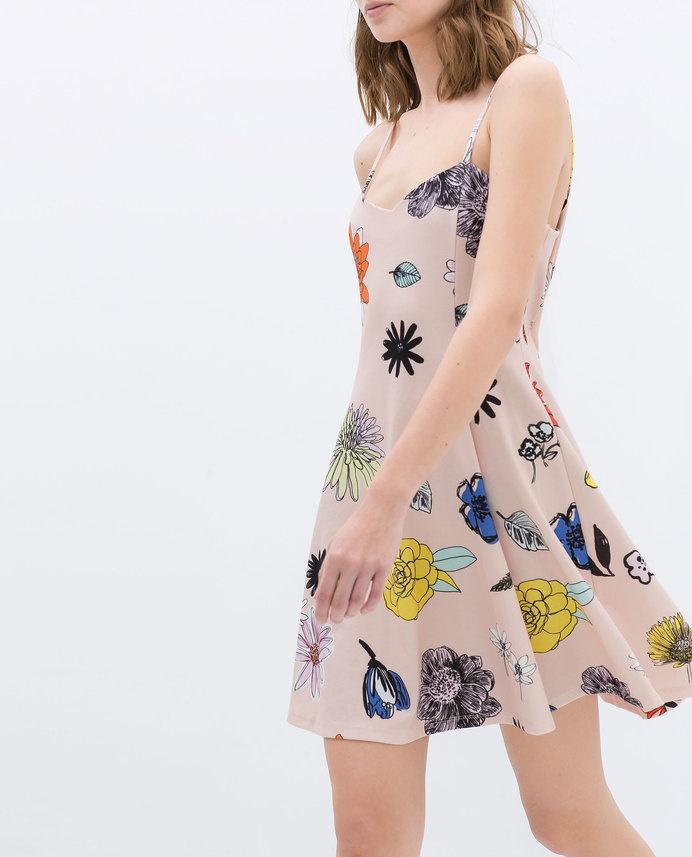 Zara #print
