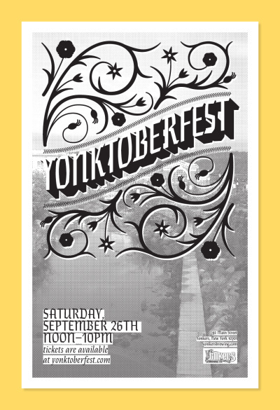 Best Design Beer Poster Yonkers Brewing Images On Designspiration