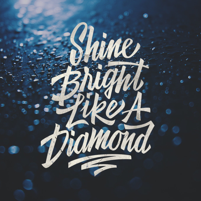 Bright Star  Letters