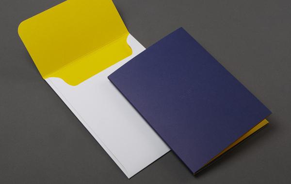 Benham #yellow #envelope #folder
