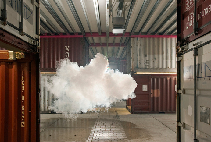 Manufactured cloud photography #abstract #photography #cloud