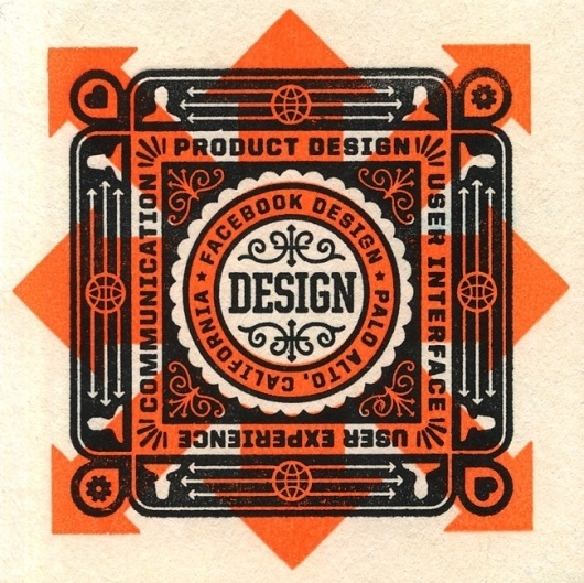 Facebook Design Coasters | The Graphic Works of Ben Barry