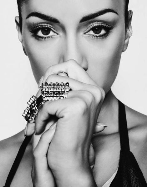 Nicole Scherzinger for Notion Magazine #model #girl #photography #star #fashion #beauty