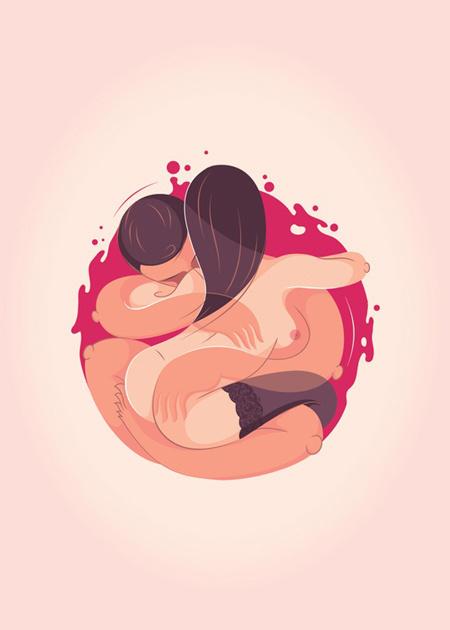 Amour #illustration