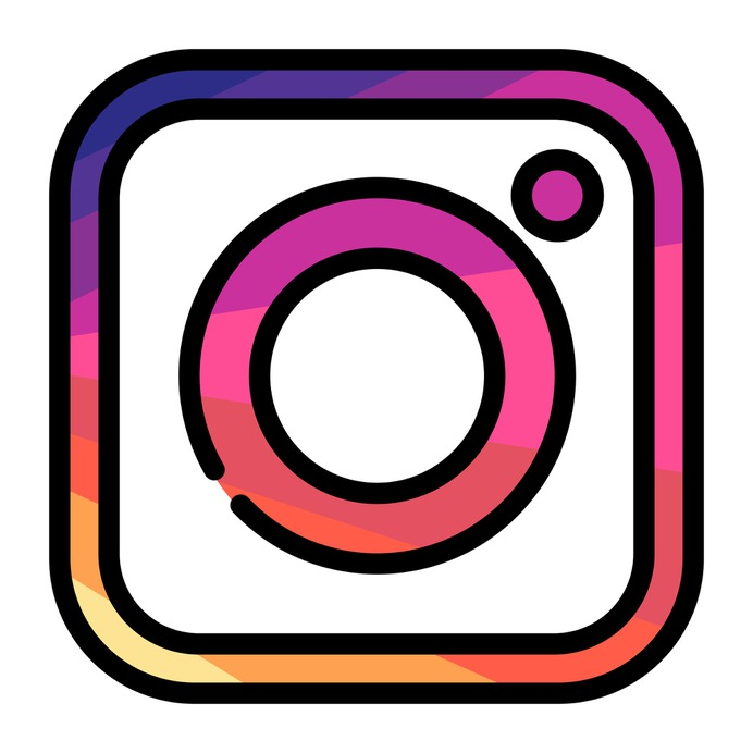 See more icon inspiration related to instagram, brand, logo, social media, brands and logotypes, logotype and social network on Flaticon.