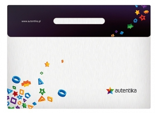Onestep Creative - The Blog of Josh McDonald » Autentika Corporate Identity #autentika #corporate #brand #identity #spectrum
