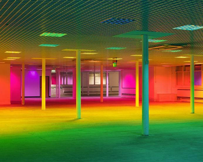 liz west colour perception manchester #color