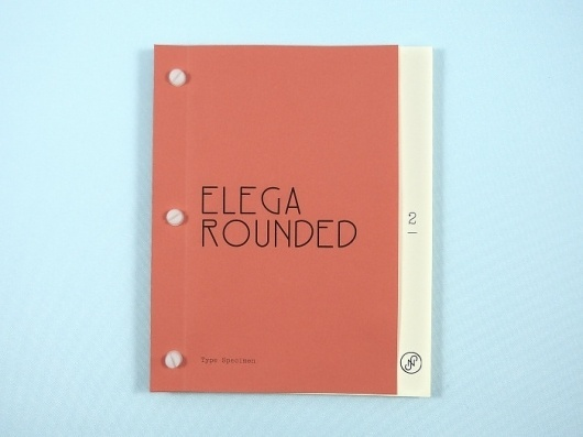 Neal Fletcher — Portfolio #rounded #typeface #typography