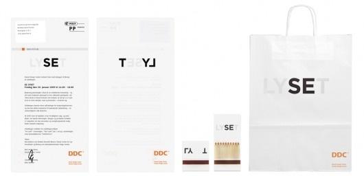 Mads Jakob Poulsen #stationary #packaging #print #identity #typography