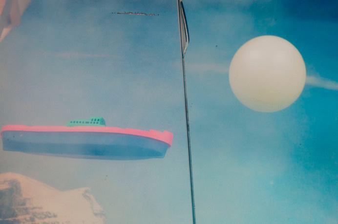 Studio Yukiko — Kinder Series #surrealism #landscape #direction #boat #art #toy