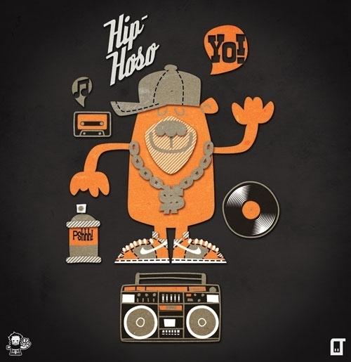 ilustración / dibujo, diseño web y camisetas   OFGMS   olivier fritsch gomez #hop #hoso #hip