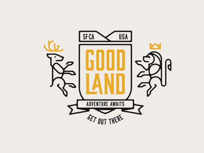 New Good Land Crest