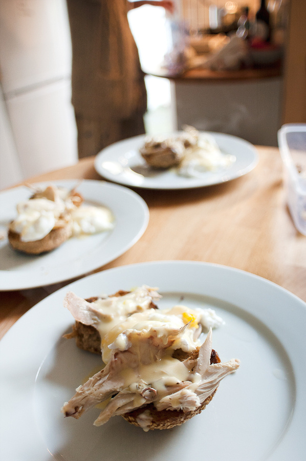 breakfast | www.gabrieldesignblog.com #eggs #belgium #bruxelles #breakfast