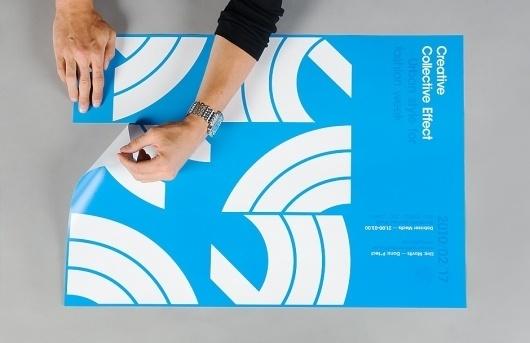 Creative Collective Effect « Design Bureau – Lundgren+Lindqvist #mechanic #design #puzzle #poster