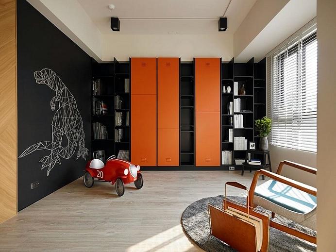 Explorer House by Awork Design Studio